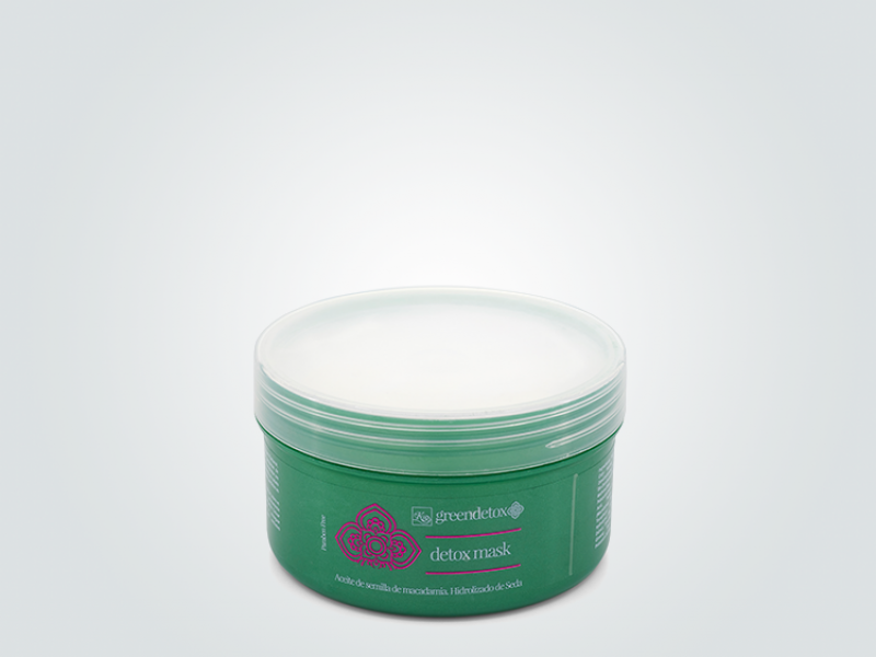 Greendetox Mascarilla Detox 250ml