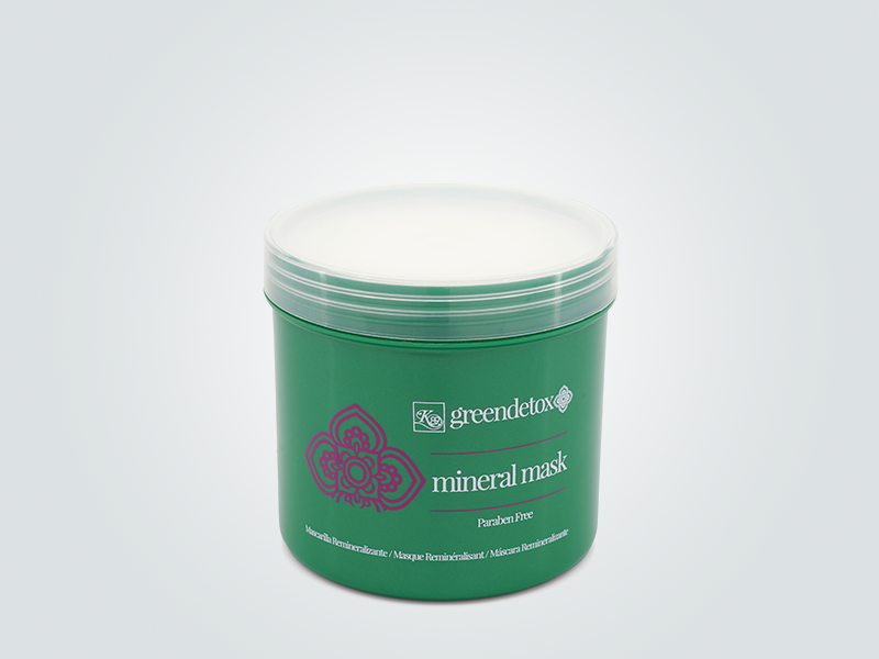 Greendetox Mascarilla Remineralizante 500ml