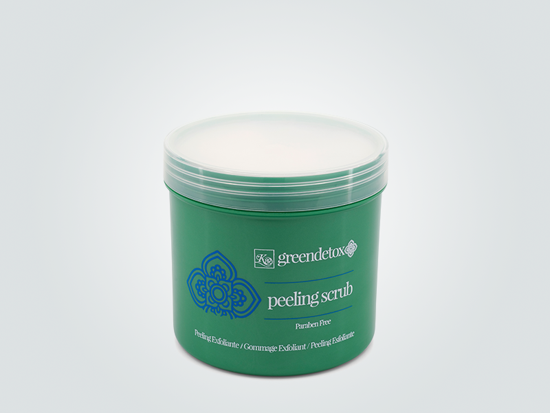 Greendetox Exfoliante Peeling Scrub 500ml